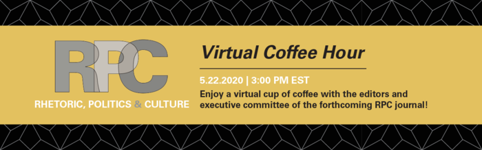 MSU Virtual Coffee Hour Banner